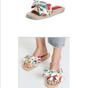 Jeffrey Campbell Estrela Fruit Slide Sandals